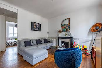 Appartement 4 pièces 78,3 m2