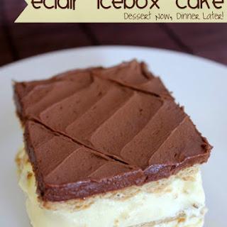 Vanilla Pudding Icebox Cake Recipes