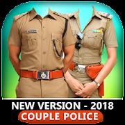 App Police Couple Photo Suit APK for Windows Phone