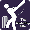 T20 World Cup 2016 icon