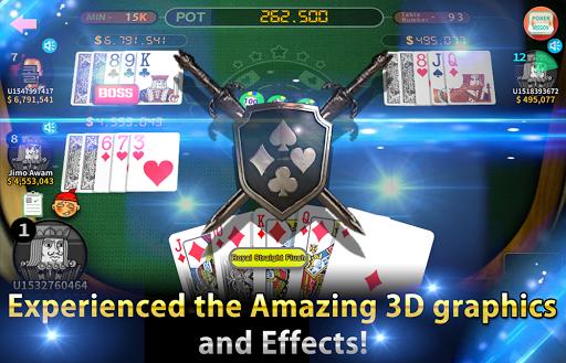Boss 3D MATGO : Revolution of Korean Go-Stop Game screenshots 3