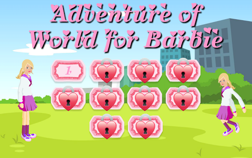 Adventure of World for Barbie