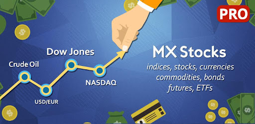 MX Stocks PRO - Real-time Indices, Stocks, Commodities, Currencies & News