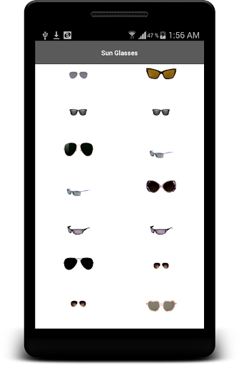 Sunglasses App Photo Editor screenshot 5