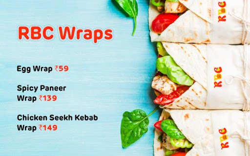 Menu 1 - Rooh Burger Cafe, Connaught Place (CP), New Delhi