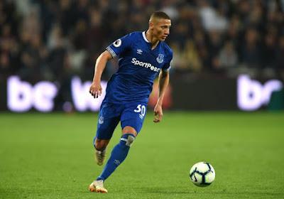 Everton prolonge le contrat de son buteur brésilien