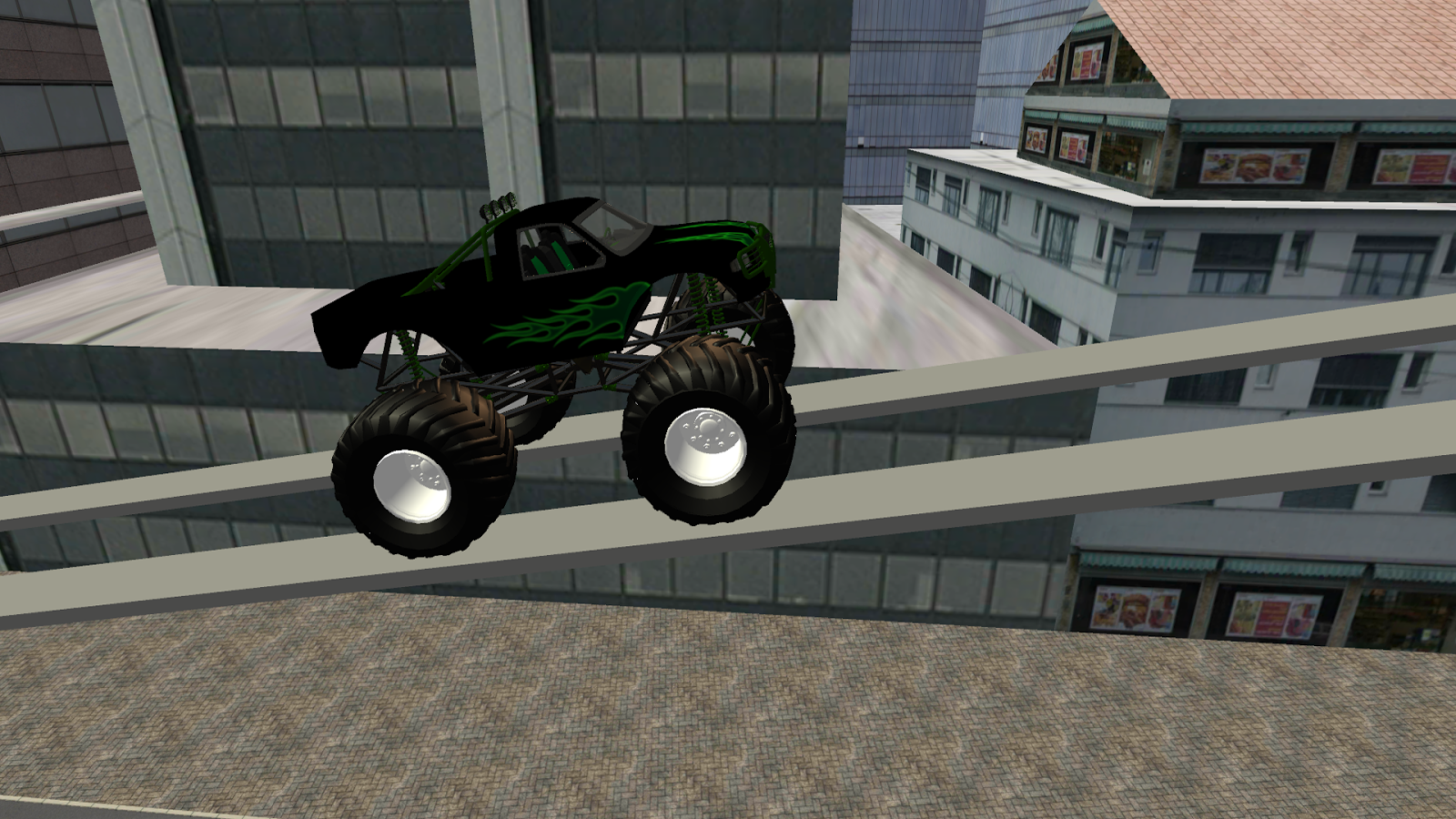 monster truck fever driving android apps on google play