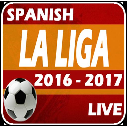 Spanish La Liga 2016 - 2017 運動 App LOGO-APP開箱王