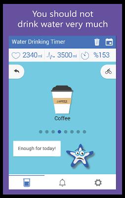 Water Drinking Reminder - screenshot