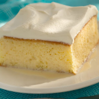 Tres Leches Cake With Cake Mix Recipes