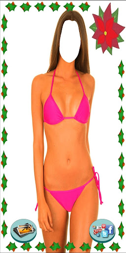 Bikini Photo Shoot + Selfie apkpoly screenshots 6