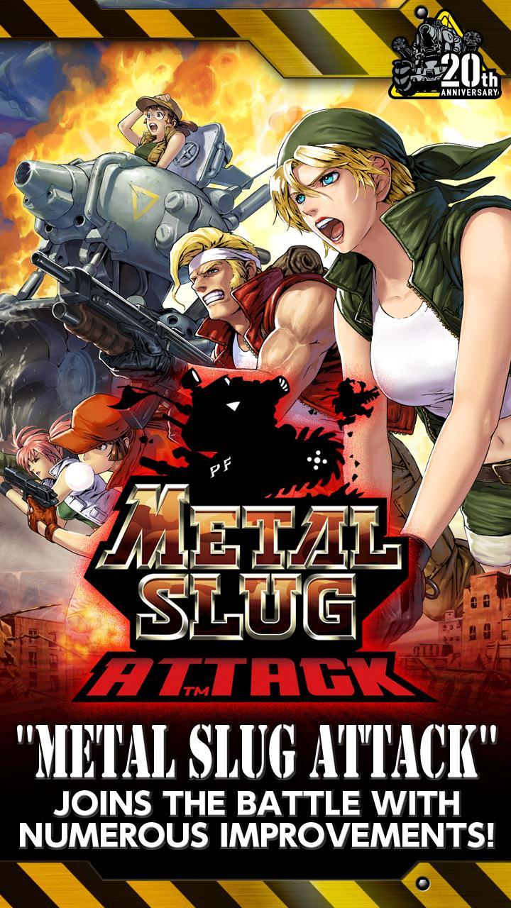 METAL SLUG ATTACK Screenshot 0