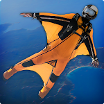 WingSuit VR Icon