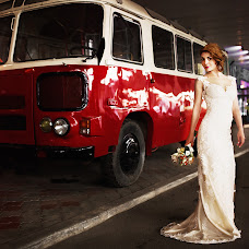 Wedding photographer Sergey Subachev (subachev163). Photo of 21.10.2017