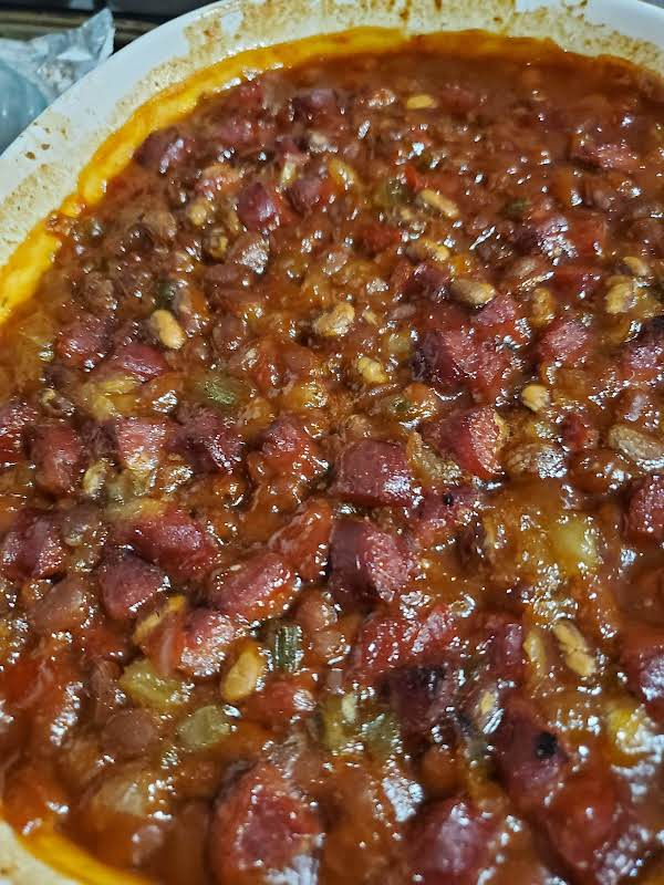 I Souped Up Bush's Baked Beans, And This Is What U Get.