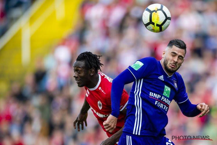 """Cobbaut : """"On sait que l'Antwerp ne propose pas vraiment de football"""""""