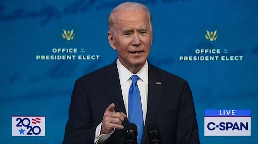 El Congreso de EEUU ratifica el triunfo de Biden en las elecciones de noviembre