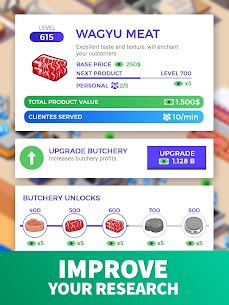 Idle Supermarket Tycoon MOD APK 2.2.6 [Unlimited Money] 8