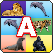 ABC Animals Game for Toddlers