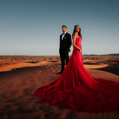 Wedding photographer Adil Youri (AdilYouri). Photo of 08.01.2018