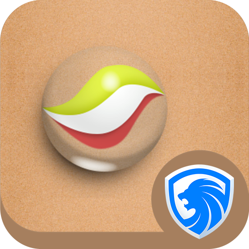 LEO隐私卫士主题-弹珠 個人化 App LOGO-APP試玩