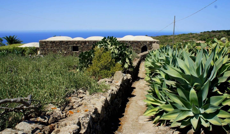 Villa avec piscine Pantelleria
