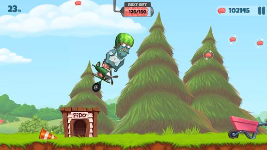 Zombie's Got a Pogo- screenshot thumbnail