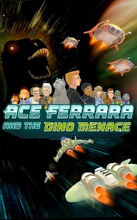 Ace Ferrara And The Dino Menace- screenshot thumbnail