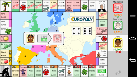 Europoly 1.0.4 screenshot 341058
