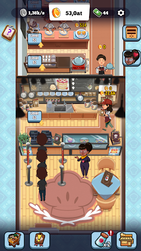 Spoon Tycoon - Idle Cooking Manager Game 2.0.1 screenshots 6