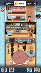 Spoon Tycoon Mod Apk- Idle Cooking Manager (Unlimited Money) 6