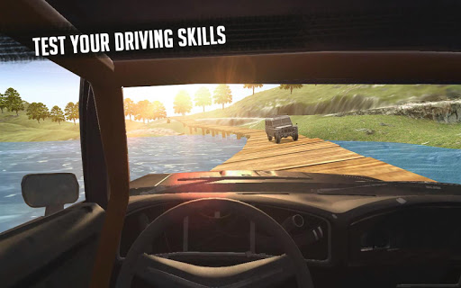 6x6 Offroad Pickup Truck Simulator Extreme Driving for PC