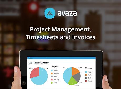 Avaza Timesheets