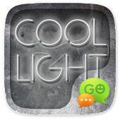 GO SMS PRO COOL LIGHT THEME