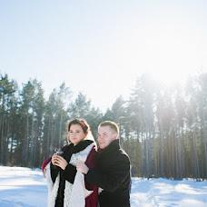 Wedding photographer Natalya Zabozhko (HappyDayStudio). Photo of 09.03.2016