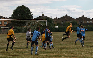 Photo: 07/09/13 v Stamford Belvedere (Peterborough & District League Division1) 7-2 - contributed by Martin Wray