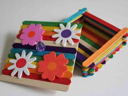 DIY Popsicle Sticks Crafts
