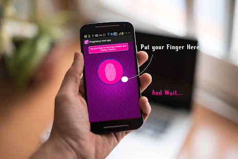 Free Download Finger Prengnancy Test Prank APK for Android