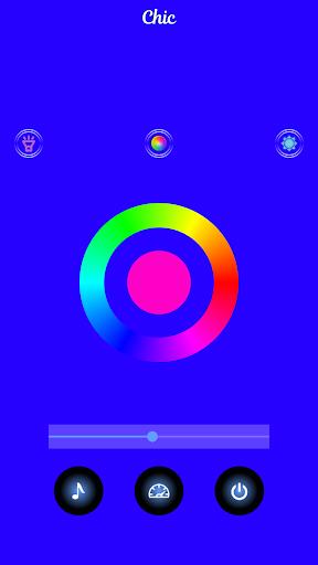 Strobe Light ud83dudea6 LED Flashlight & Music Strobe 1 screenshots 7