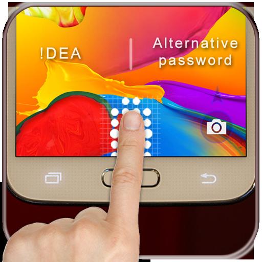 download fingerprint lock screen apk