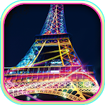 Paris City Lights Wallpapers Icon