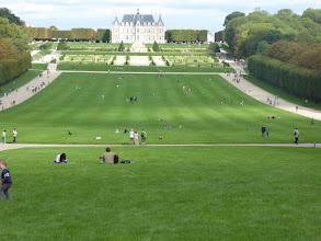 Photo: le château dde Sceaux