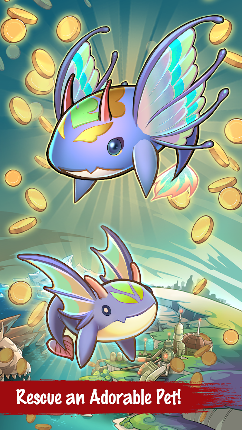 Mobfish Hunter Screenshot 0
