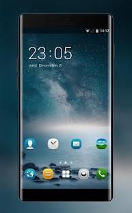Theme for Nokia Asha 300 - náhled