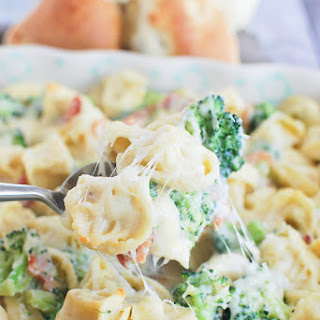 Cheese Tortellini Bacon Recipes