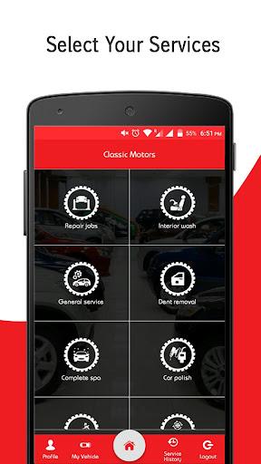 Classic Motors - Car Repair & Service Centre 1.7 screenshots 1