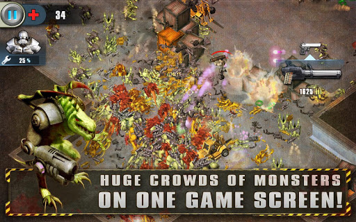 Alien Shooter Free 4.2.5 screenshots 9