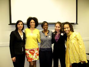Photo: 3.19.12 discussing street harassment, Washington, DC, USA