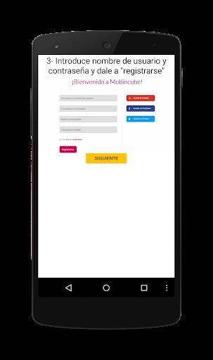 TUTOAPP aplicaciones gratis 1.0.0 screenshots 1