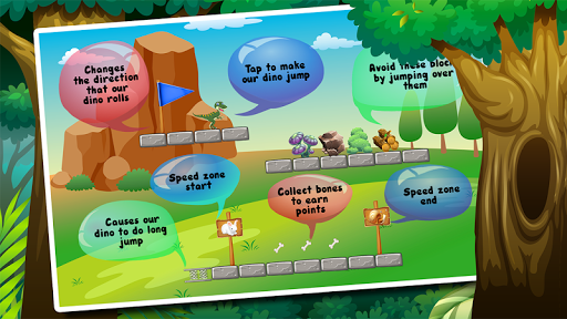 Skippy Dino|玩冒險App免費|玩APPs
